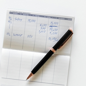 Pen and Paper Budget